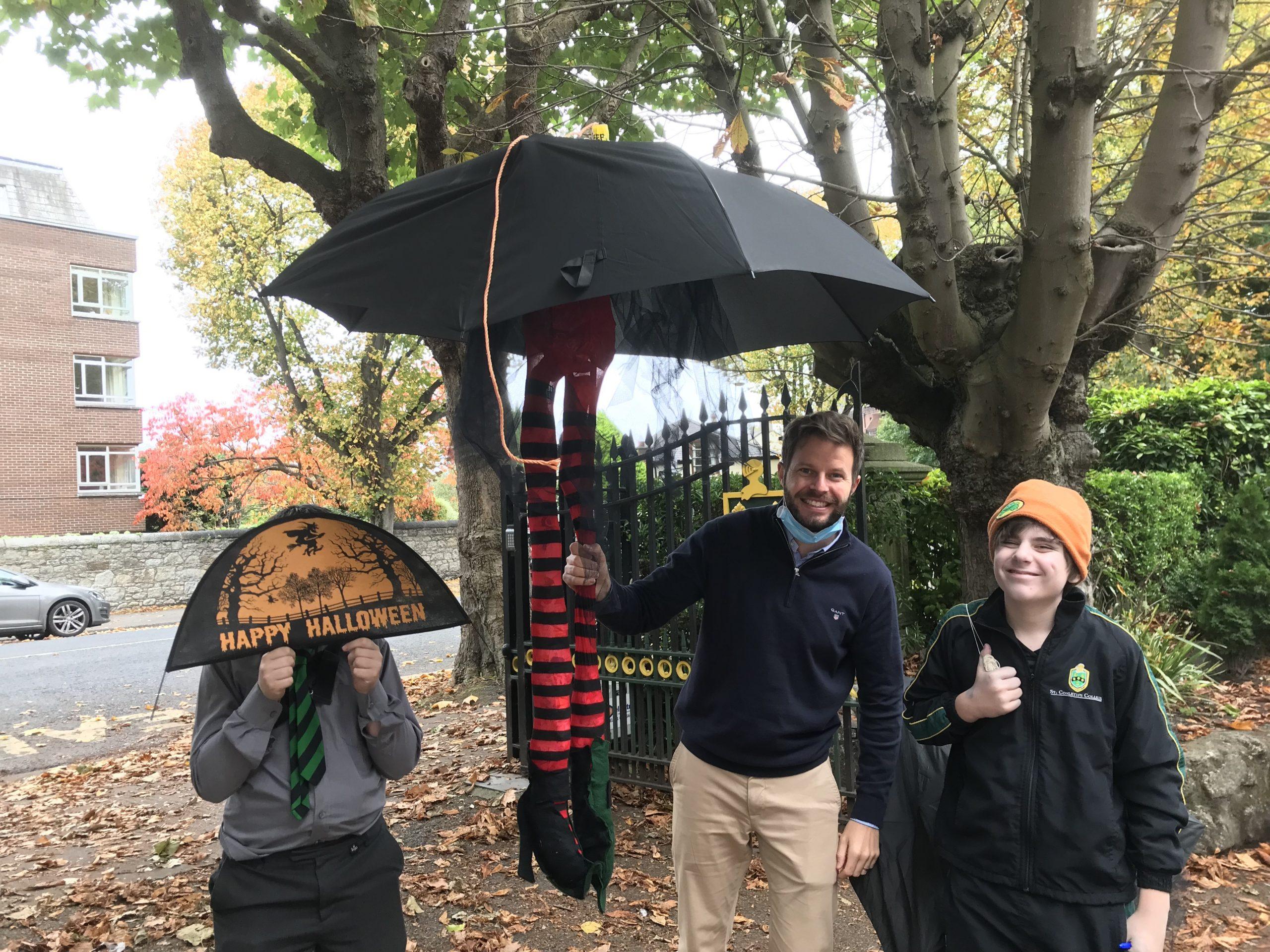 Nolan umbrella