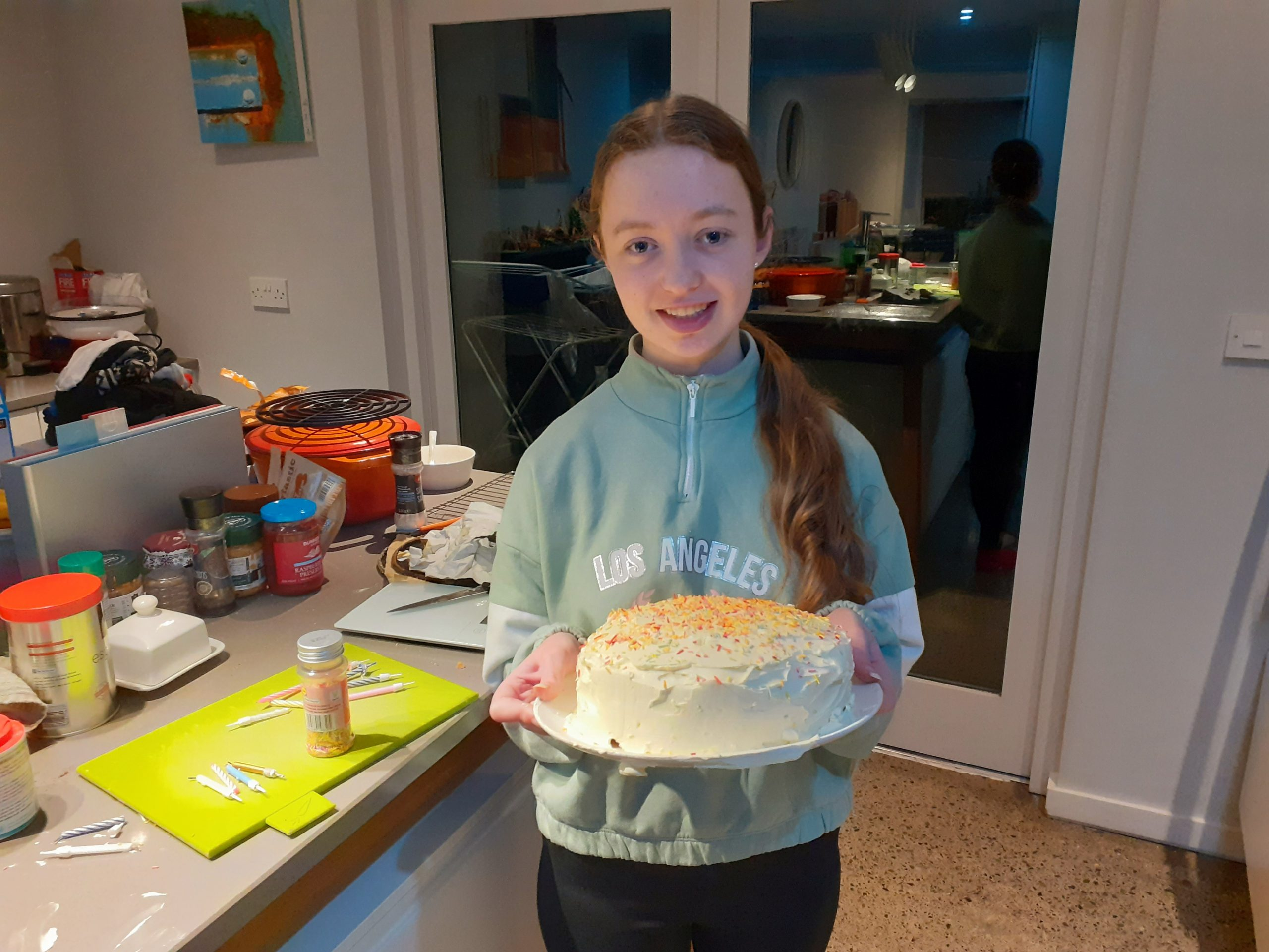 BAKE-OFF ROUND 1 – Roisin O_Shea