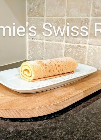 BAKE-OFF round 1 – Jamie MacNicholas