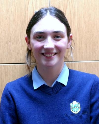 Geography Award- Emily Joye
