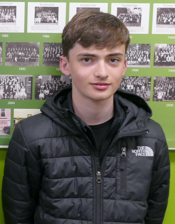Young Classicists Bronze Charlie McMahon