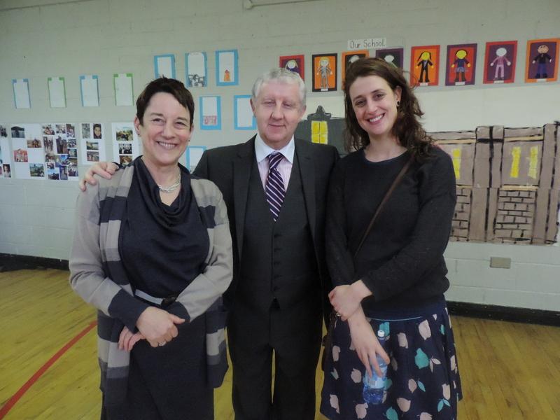 75b Ann Sheppard, Pat Murphy and Niamh Redmond at Communion 2014