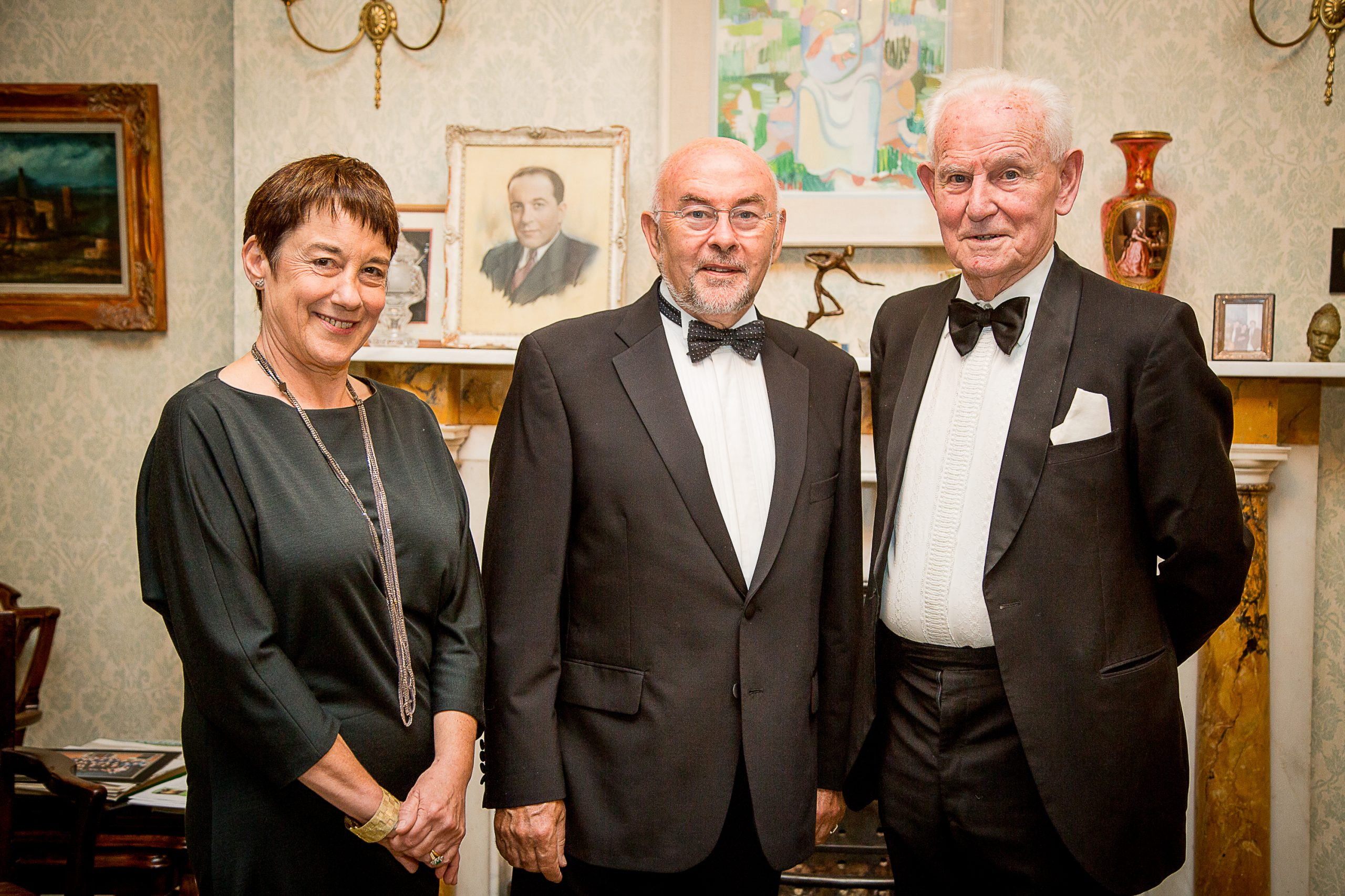 Former Minister for Education Ruairi Quinn T.D. delivered the ke