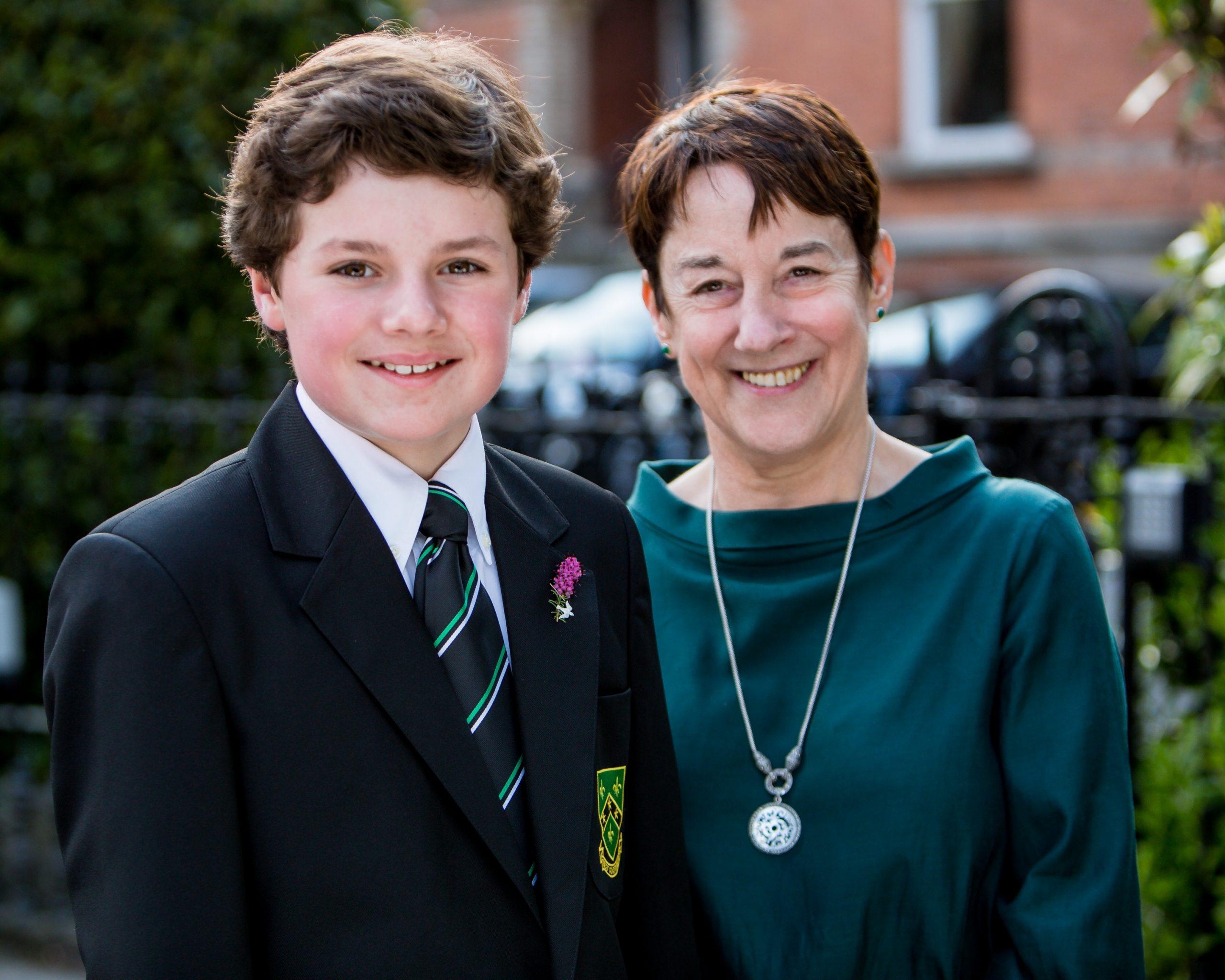 Daniel Carroll and Ann Sheppard